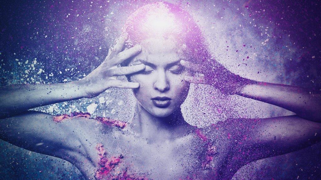Astrale Wesen als Bewohner in der Astralwelt