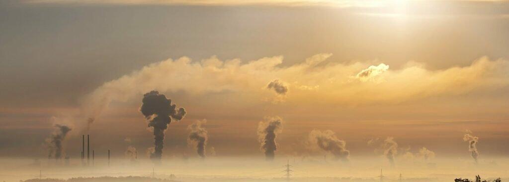 Umweltzerstörung durch Industrie