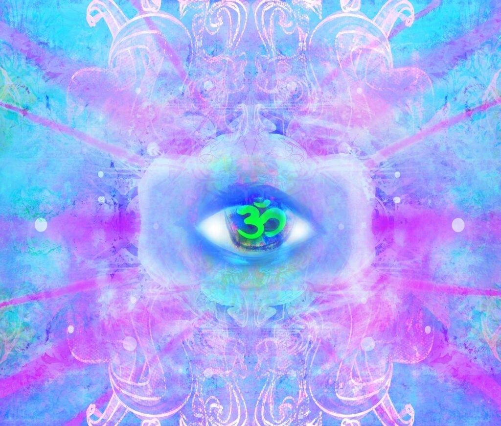 Drittes Auge öffnen - 3. Auge