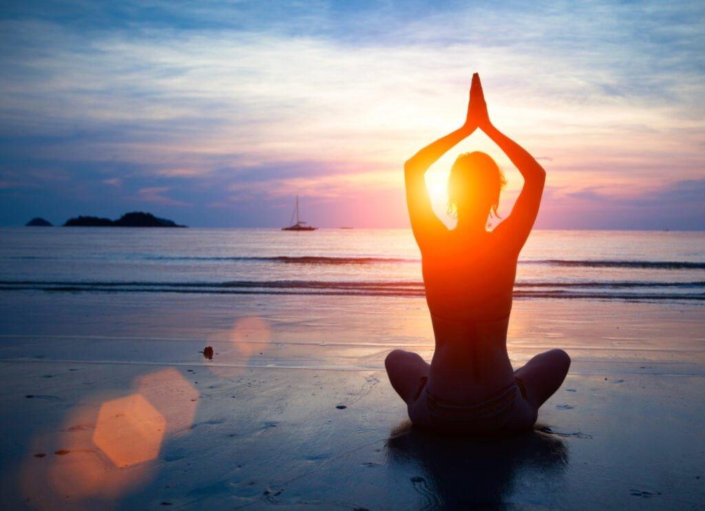 Tiefenentspannung - Meditation am Wasser