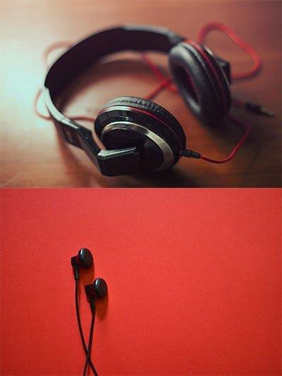 Damit die Binaural Beats wirken können, müssen sie zwingend über Stereo-Kopfhörer abgespielt werden. Fast alle gängigen Kopfhörer sind Stereo, egal ob groß oder klein.