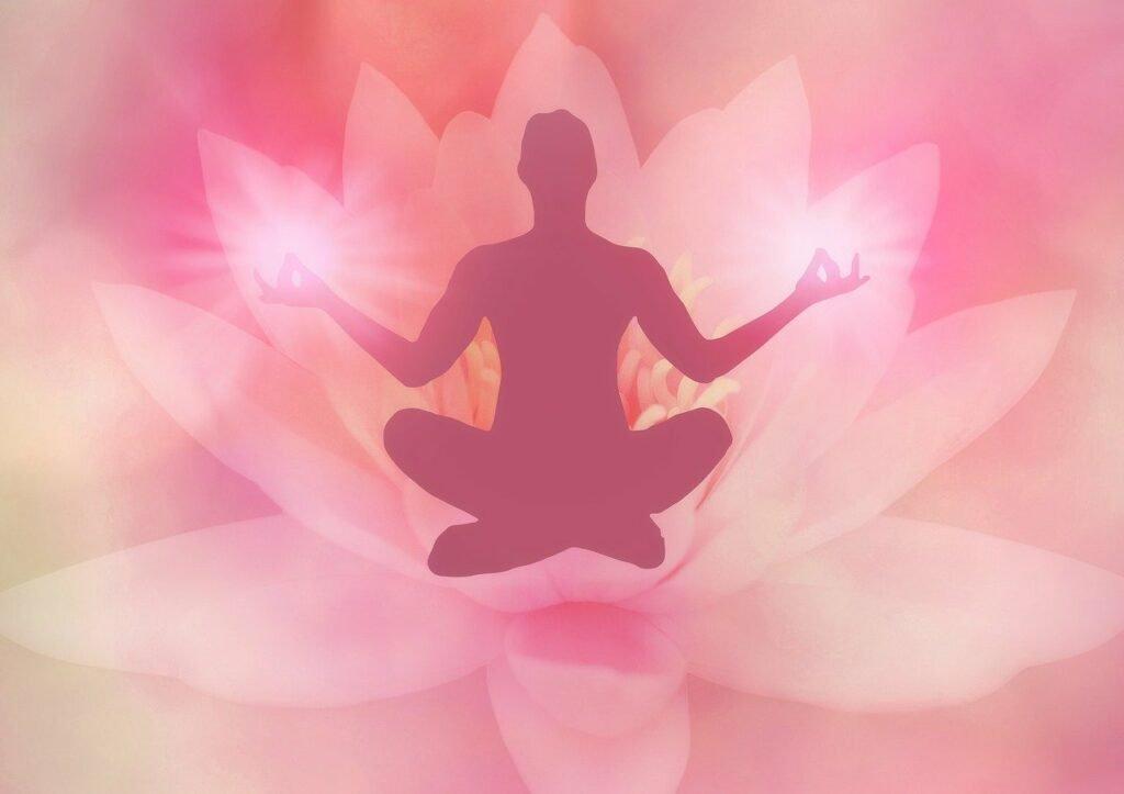selbstliebe durch meditation