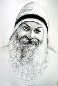 Osho: Sein bürgerlicher Name lautet Chandra Mohan Jain. Er ist der Begründer der dynamischen Meditation.