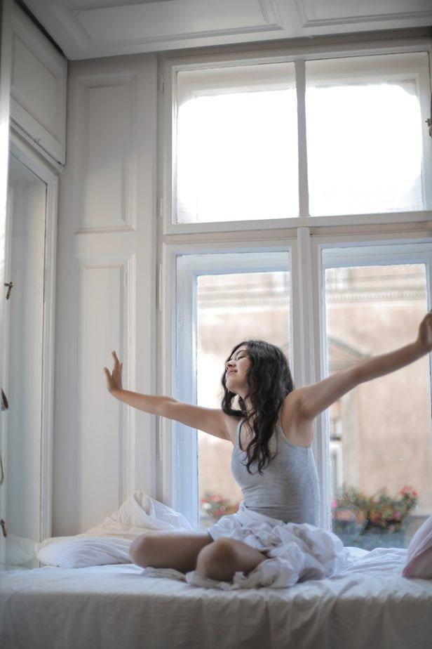 Einschlafen Tipps: Sofort Aufstehen