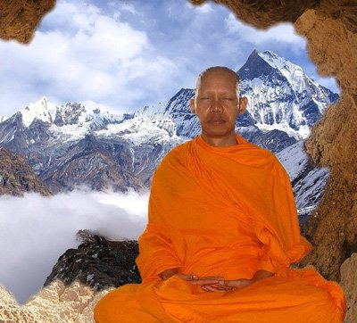 Meditierende können eine bemerkenswerte Körperbeherrschung erlangen und unter härtesten Temperaturbedingungen ihre Körpertemperatur aufrecht erhalten.