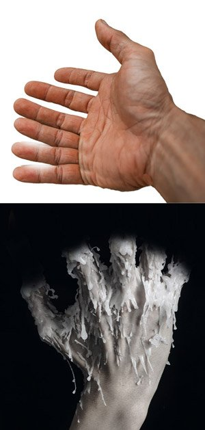siebenfingrige hand - astralreisen & luzides träumen, luzider traum