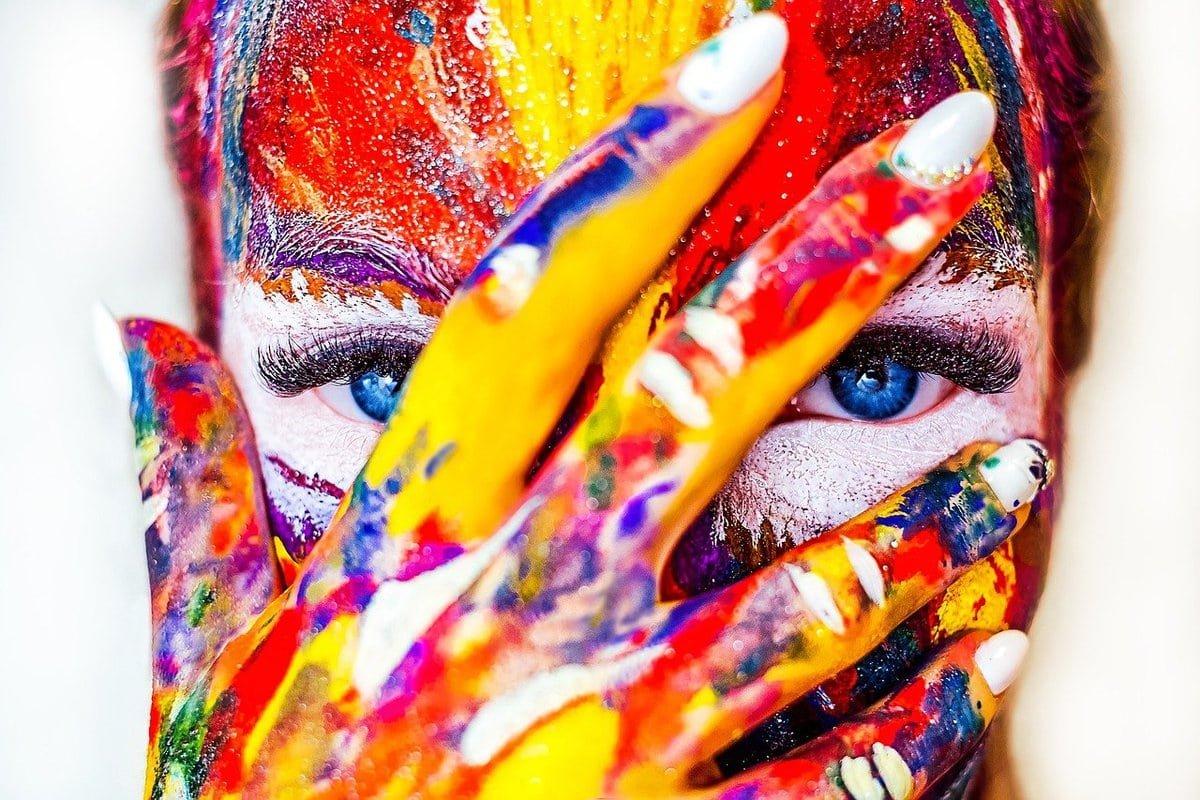 Kunstwerke entstehen durch Intuition