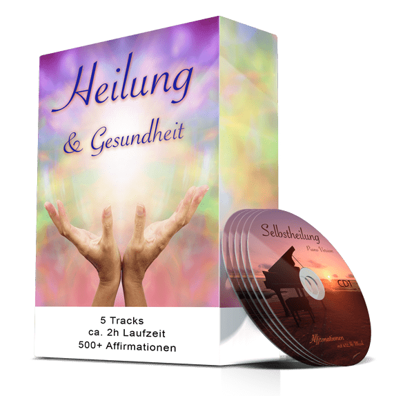 selbstheilung affirmation