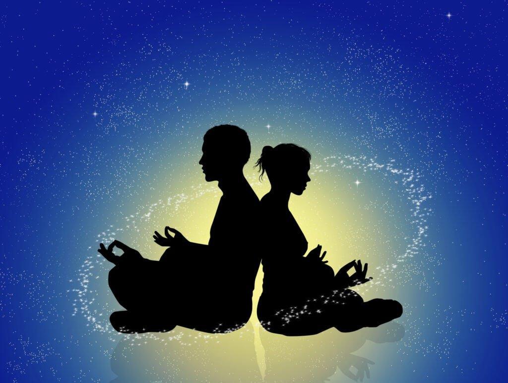Spirituelle Menschen