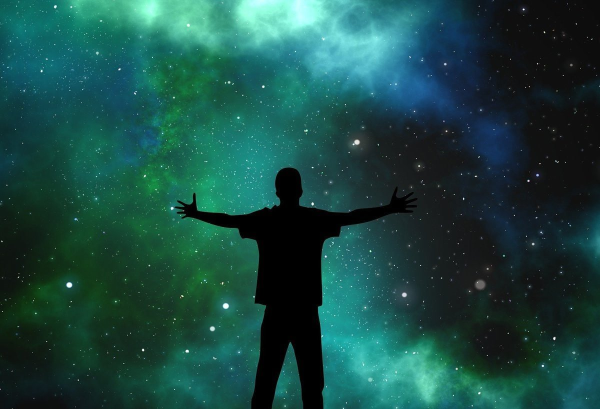 Botschaft des Universums
