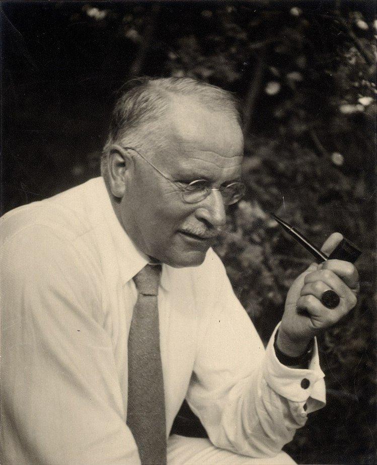 C.G. Jung Portraitbild